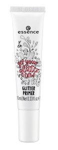 essence get your glitter on! glitter primer 01